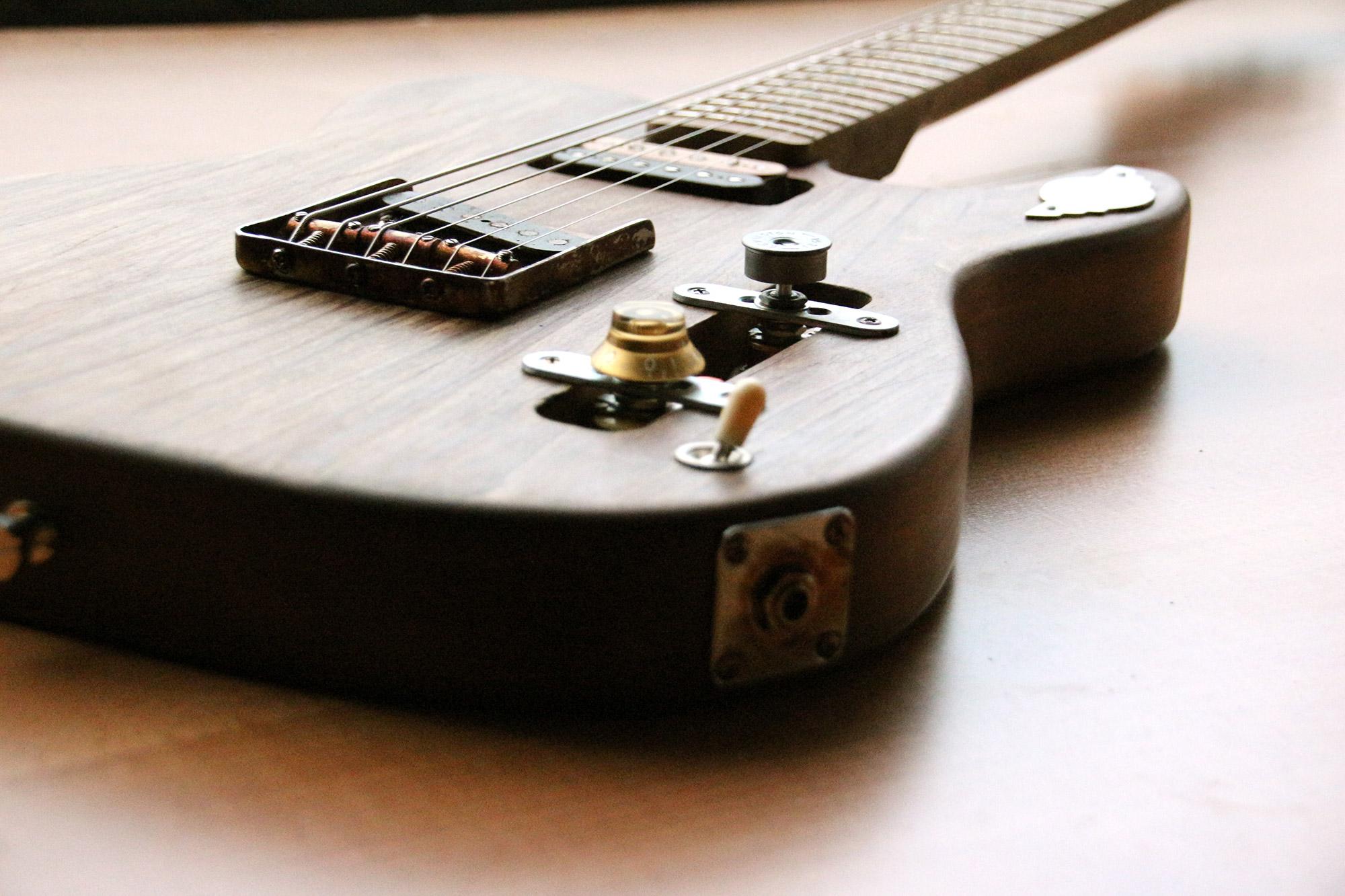 MOOSHINE CUSTOM «Veitz Guitars»